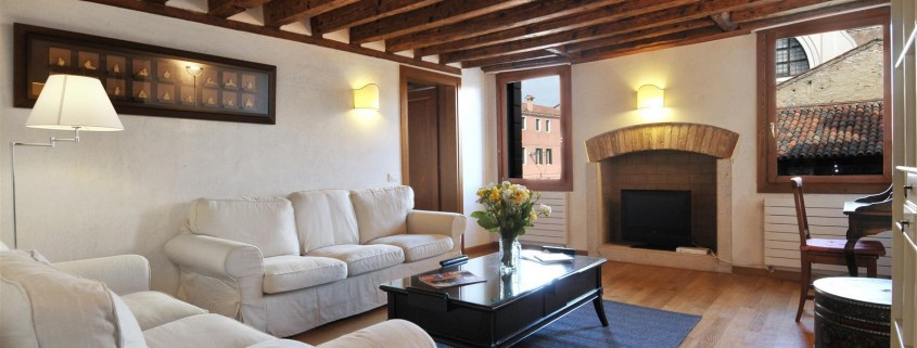 Accommodation in Venice